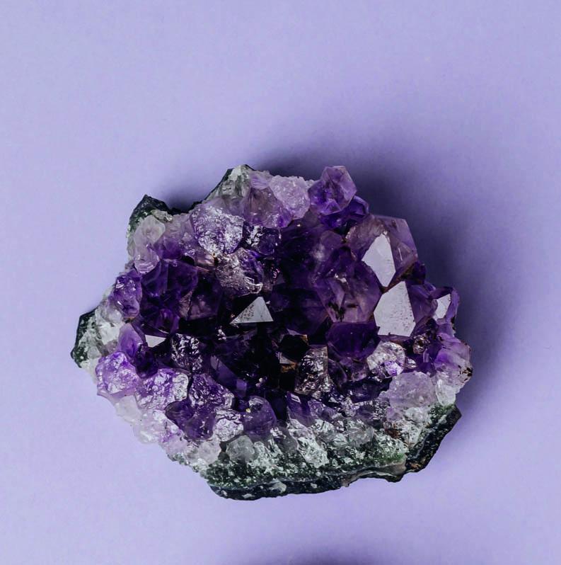 Amethyst Kristall